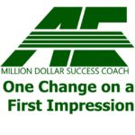 One Change on a First Impression BUTTON