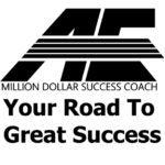 Your Road To Great Success BUTTON